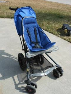 Micralite Stroller with Riding Bar