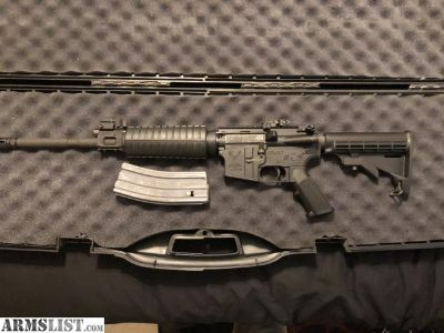 For Sale: Left Handed Stag AR15 Model 8L