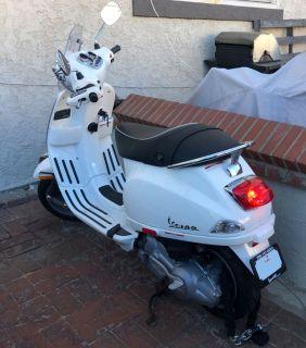 2009 Piaggio VESPA SPRINT 150