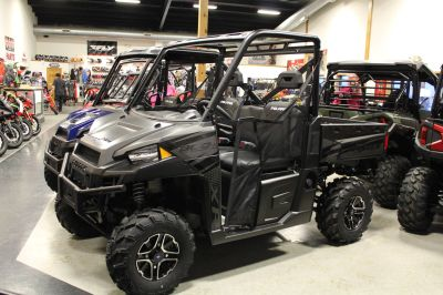 2018 Polaris Ranger XP 900 EPS Side x Side Utility Vehicles Adams, MA