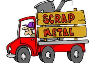 Scrappy Doo's Scrap Removal