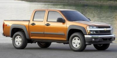 2007 Chevrolet Colorado LT (Imperial Blue Metallic)