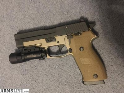 For Sale: Sig Sauer P220 Combat w/extras.