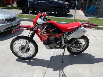 2000 Honda XR650R