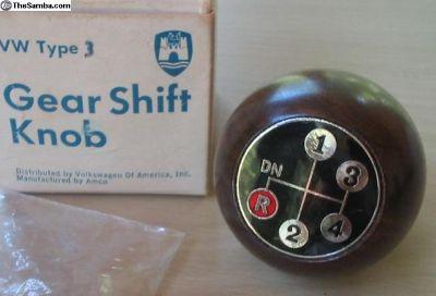 NOS Formula Vee Shift Knob 68-79 12mm