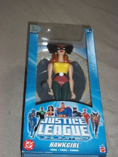 Hawk Girl Action Figure (NIB)