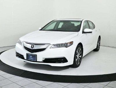 Used 2016 Acura TLX 4dr Sdn FWD