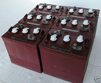 $60, Reconditioned Golf Cart  Batteries $59.99 and Up