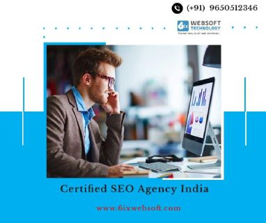 Certified SEO Agency India