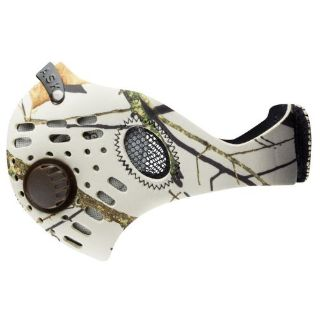Purchase RZ Mask M1 Mossy Oak Winter Air Filtration Youth Protective Masks motorcycle in Manitowoc, Wisconsin, United States, for US $26.95