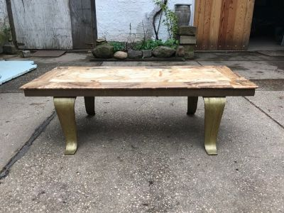 Muller Onyx Coffee Table Mid Century Modern