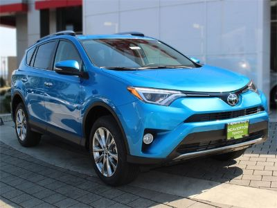 2018 Toyota RAV4 Limited (electric)
