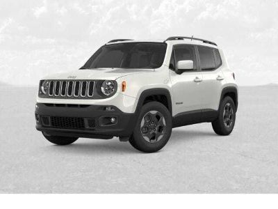 2018 Jeep Renegade LATITUDE 4X2 (Alpine White)