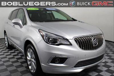 2016 Buick Envision (Galaxy Silver Metallic)