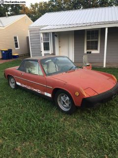 1975 Porsche 914 Survivor car! 62k miles