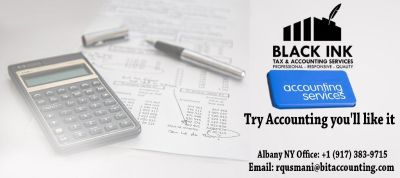 Get the Reliable and Relief Business Tax, Accounting, and Bookkeeping Services