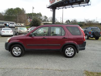 2006 Honda CR-V LX (Red)