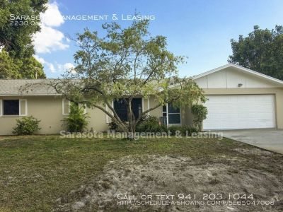 3 bedroom in Sarasota