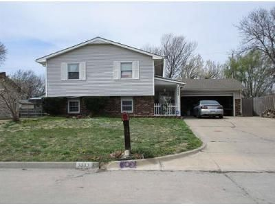 3 Bed 2 Bath Foreclosure Property in Wichita, KS 67217 - S Knight Ave