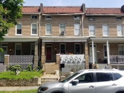 3 Bed 2.0 Bath Preforeclosure Property in Washington, DC 20011 - Taylor St NW
