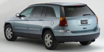 2006 Chrysler Pacifica Touring (Blue)