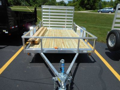 2019 Quality Trailers 74X10 DROP AXEL Equipment Trailer Trailers Belvidere, IL