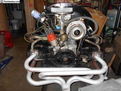 1600cc Rebuilt Single port Bug engine