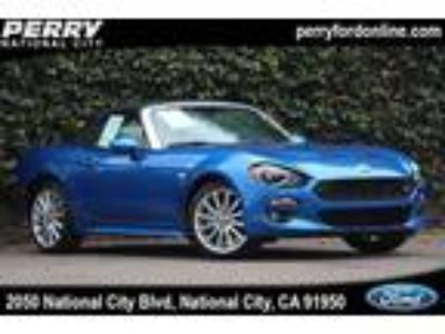 used 2017 Fiat 124 Spider for sale.
