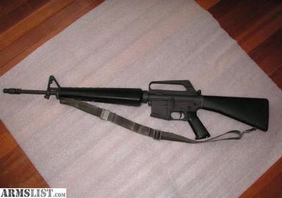 For Sale: COLT AR-15 1964 PRODUCTION S/N SP001244 ORIGINAL RIFLE