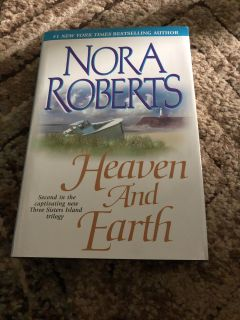 Nora Roberts Heaven and Earth
