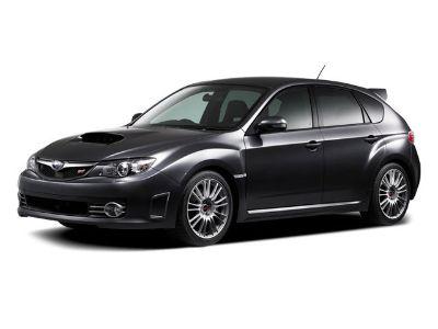 2010 Subaru Impreza WRX STI (Obsidian Black Pearl)