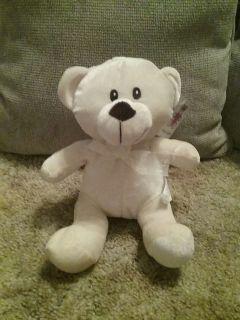 *NEW* with tags teddy bear