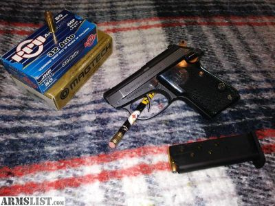 For Sale/Trade: Beretta Tomcat 32acp