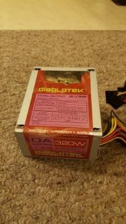 Diablotek 320W Micro Power Supply