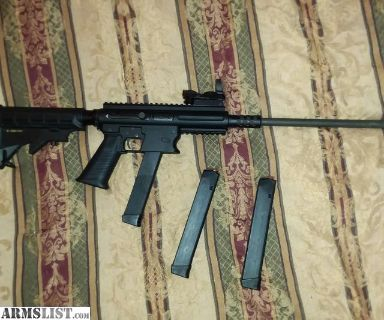 For Sale/Trade: TNW survival carbine 9mm