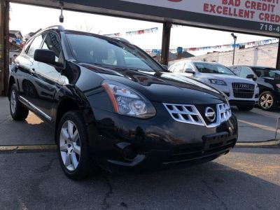 2014 Nissan Rogue Select S (Black Amethyst)