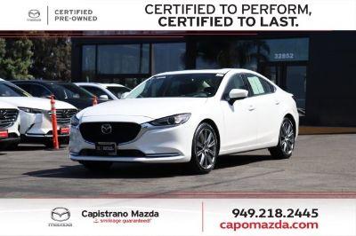 2018 Mazda Mazda6 (Snowflake White Pearl Mica)