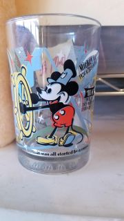 Mickey collectable cup