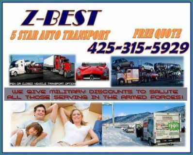 No Broker,Car Truck Motorcycle transport shipping Mario 425-315-5929