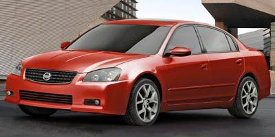 2005 Nissan Altima 3.5 SE (Sage)