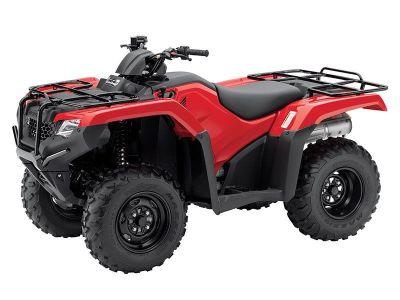 2015 Honda FourTrax Rancher 4x4 EPS Utility ATVs Marengo, IL