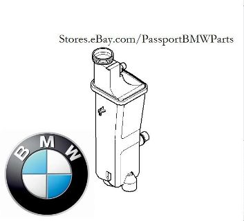 Find BMW OEM New Cooling Expansion Tank E53 X5 4.4i N62 Engine, 4.8is 17137501959 motorcycle in Suitland, Maryland, US, for US $83.60