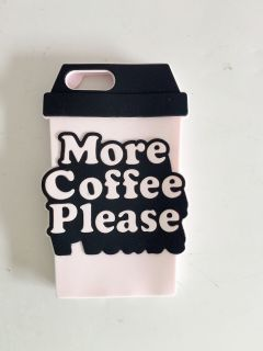 Coffee cell phone case