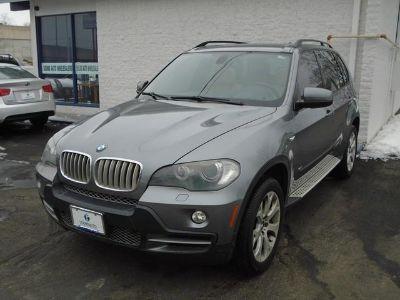 2008 BMW X5 4.8i (Space Gray Metallic)