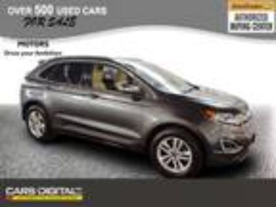 $19499.00 2015 Ford Edge with 38921 miles!