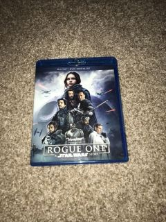 Star Wars blu Ray and dvd movie Never watched