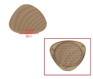 Sell NEW Genuine SAAB Speaker Grille (light beige) 30573615 motorcycle in Windsor, Connecticut, US, for US $25.84