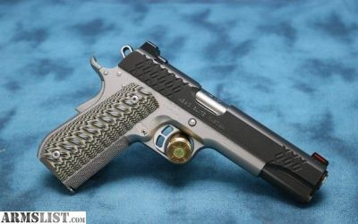 "For Sale: KIMBER AEGIS ELITE CUSTOM 45 ACP 5"" NIB"