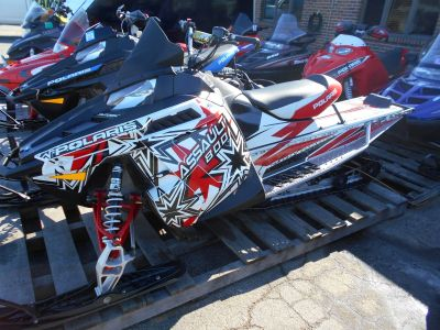 2012 Polaris Switchback Assault 144 ES Trail Sport Snowmobiles Belvidere, IL