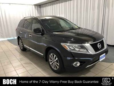 Used 2015 Nissan Pathfinder 4WD 4dr